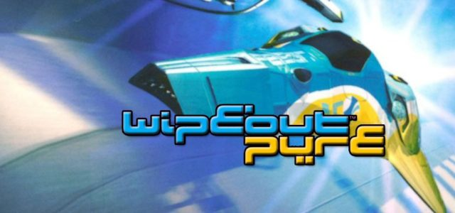 Download the Wipeout pure for psp/ppsspp (Iso/Cso) game rom