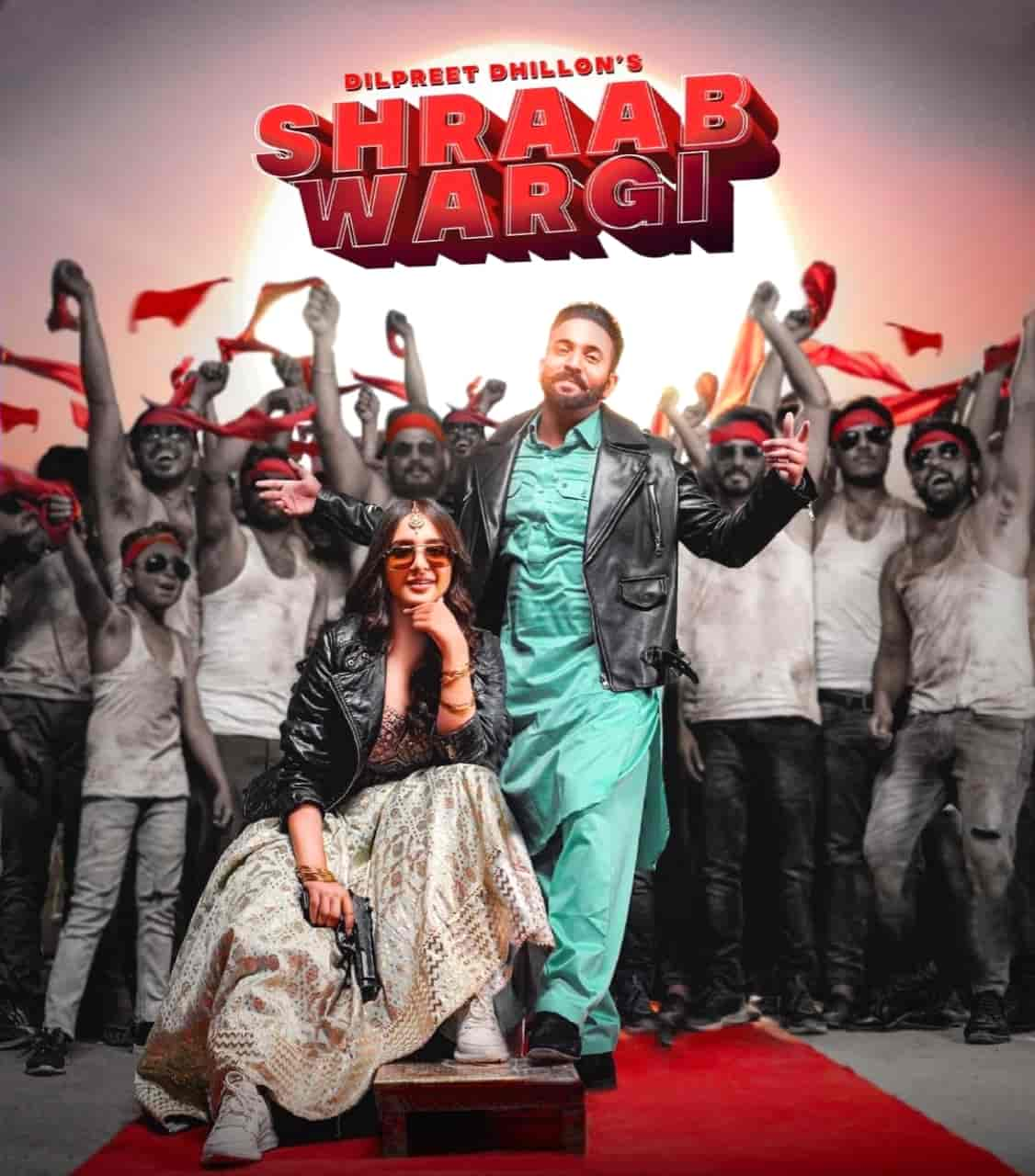 Shraab Wargi Song Lyrics Dilpreet Dhillon