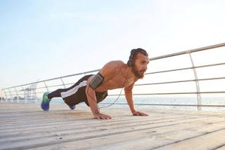 exercícios físicos e cuidados