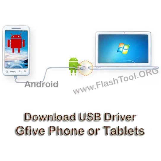 Download Gfive USB Driver