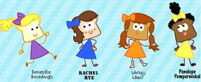breadcrumz characters