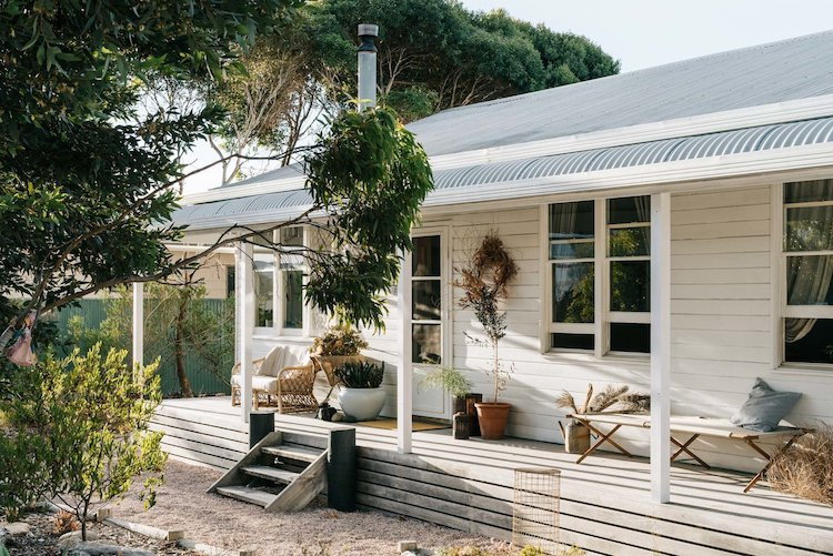 Dream Airbnb Stay: A Swedish Weatherboard Cottage In South Australia