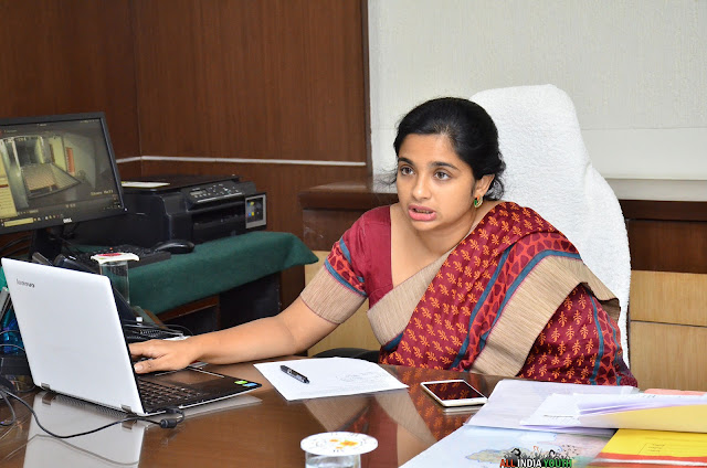 Swetha Mohanty Indian Revenue Service Officer