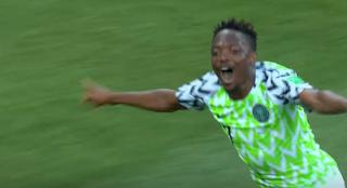 النصر السعودى يعلن تعاقده مع النيجيرى أحمد موسى لمدة 4 سنوات