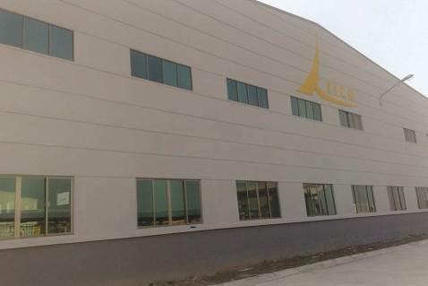 Nhà máy làm tường bao bằng Panel 3d beton