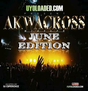 [Mixtape] AkwaCross Mixtape – DJ EX Perience vs ULblog