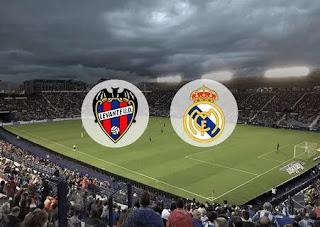 Реал Мадрид - Леванте СМОТРЕТЬ ОНЛАЙН БЕСПЛАТНО 22 февраля 2020 ( Реал Мадрид - Леванте ПРЯМАЯ ТРАНСЛЯЦИЯ) в 23:00 МСК.
