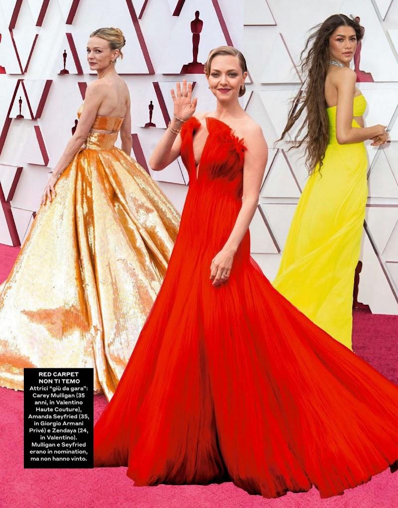 Amanda Seyfried Featured in Tustyle Magazine -May 2021