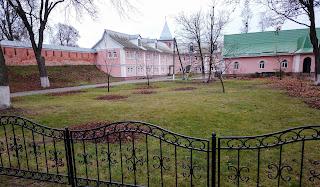 Густиня. Свято-Троїцький жіночий монастир