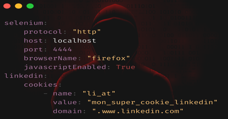 LK_Scraper : An Fully Configurable LinkedIn Scrape