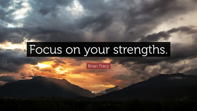 Crash Training: Focus on Your Strengths