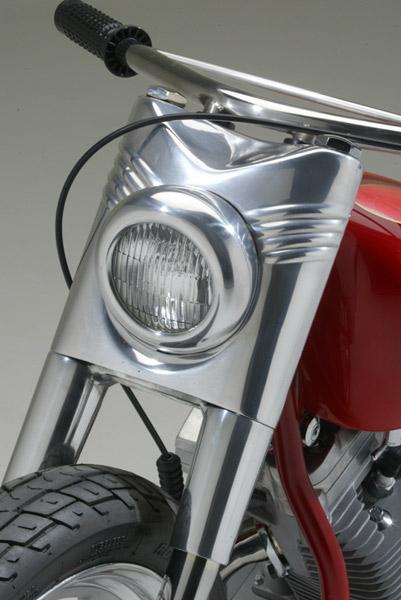 Harley Davidson By Salinas Boys Hell Kustom