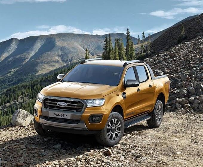 Ford Ranger Cam 2020. Mới 98%