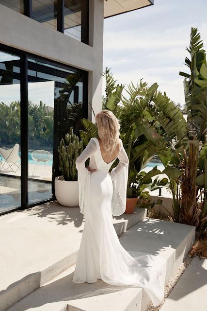 Photographer @gretlwb_photo bridal gowns sydney melbourne brisbane adelaide perth tasmania australia modern wedding dresses