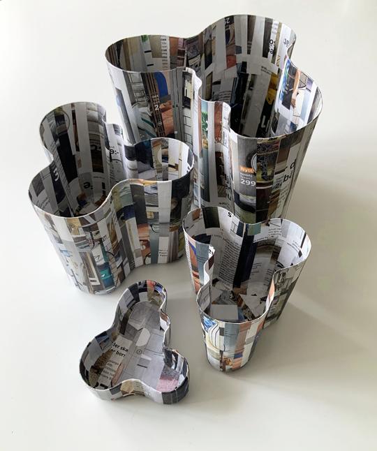 Aalto vases diy
