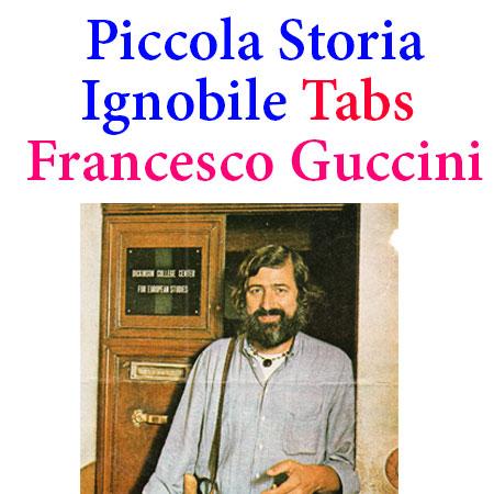 Piccola Storia Ignobile Tabs Francesco Guccini - How To Play Piccola Storia Ignobile On Guitar Tabs & Sheet Online