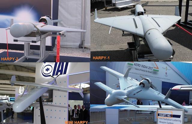 IAI Harpy loitering munition