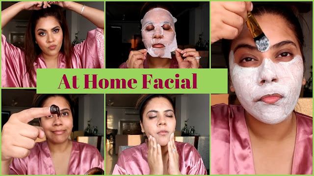 At Home Clean Up,Get Unready With Me, at home facial, diy facial clean up, skincare, acne skin skincare, how to remove makeup, best clay mask, best sheet mask, how to use sheet mask