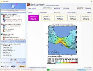 رصد تحركات الزلازل والتنبؤ بالمناطق المتضررة