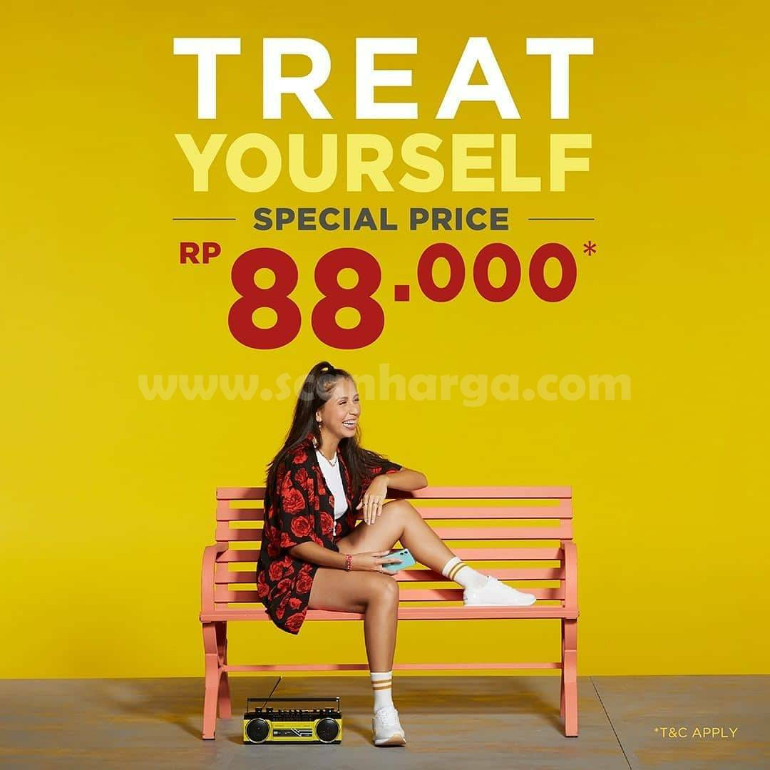 PAYLESS Promo TREAT YOURSELF! Special Price Rp 88.000