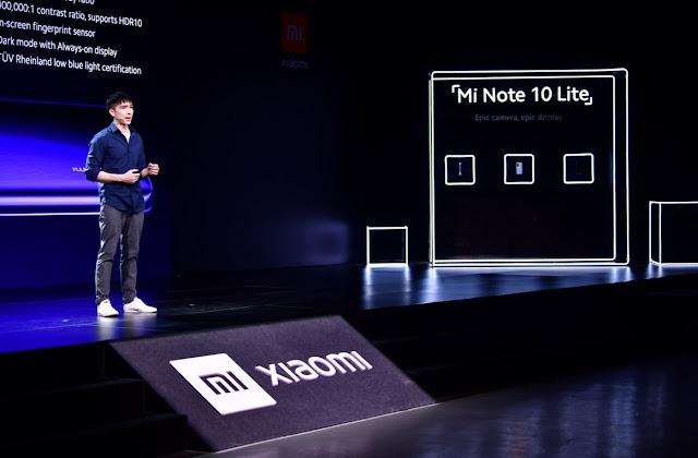 Xiaomi Mi Note 10 Lite - Uma agradável surpresa