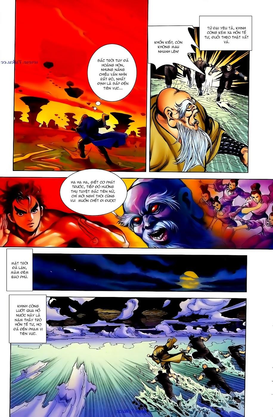 Cơ Phát Khai Chu Bản chapter 104 trang 24
