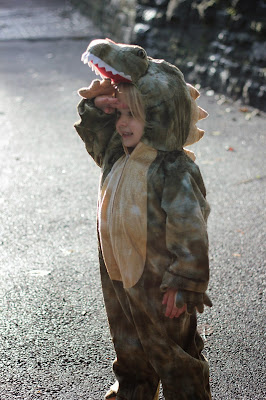 toddler dinosaur suit