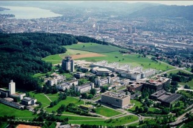 ETH Zürich - Instituto Federal Suizo de Tecnología de Zurich, Suiza