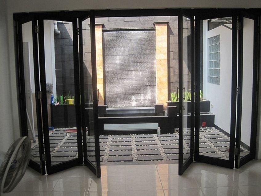 pintu dorong kaca 1