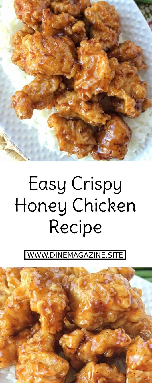 Easy Crispy Honey Chicken Recipe | Easy Chicken Recipe | Easy Dinner Recipe #dinner #easydinnerrecipe #dinnerrecipe #chickenrecipe #chicken #crispy #honey #honeychicken #maindish