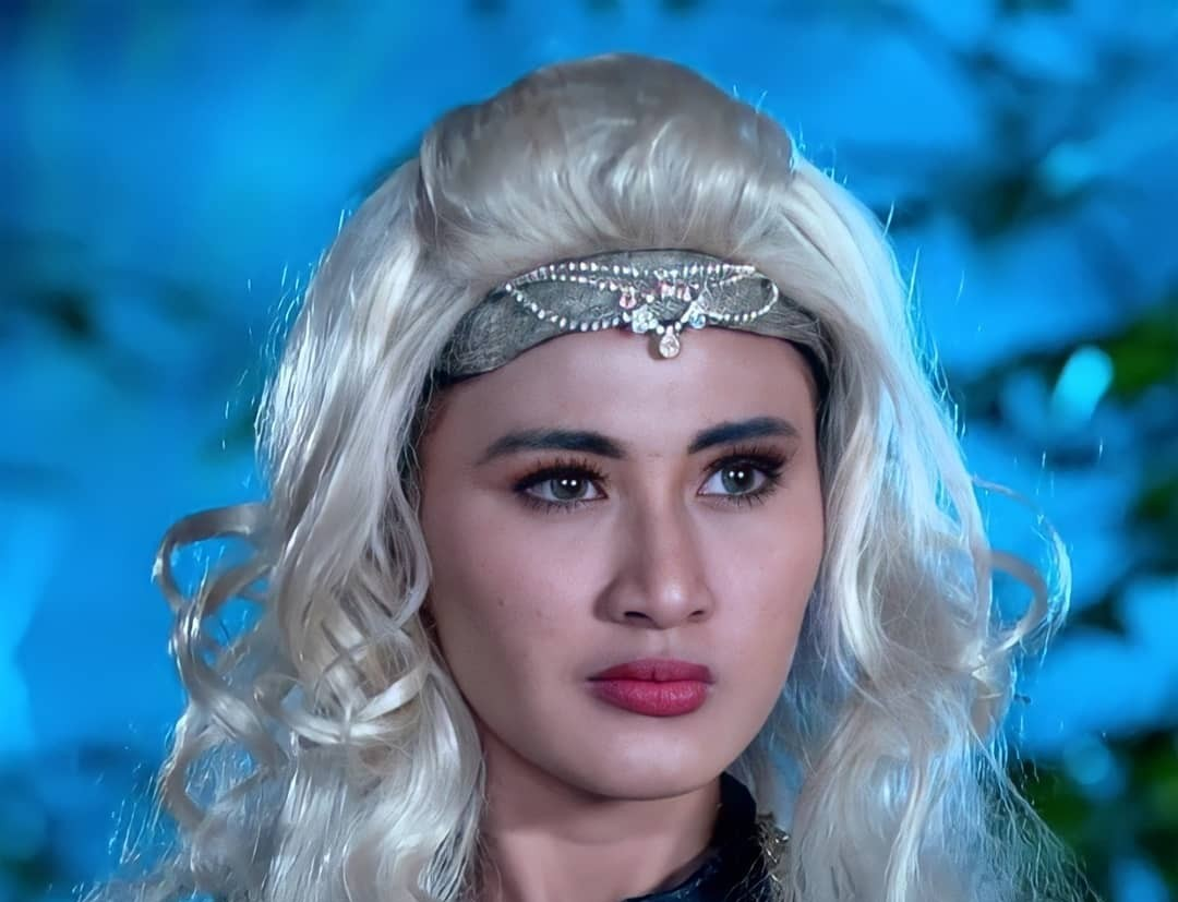 Nama Asli Pemeran Nyi Baranang di Kembalinya Raden Kian Santang MNCTV
