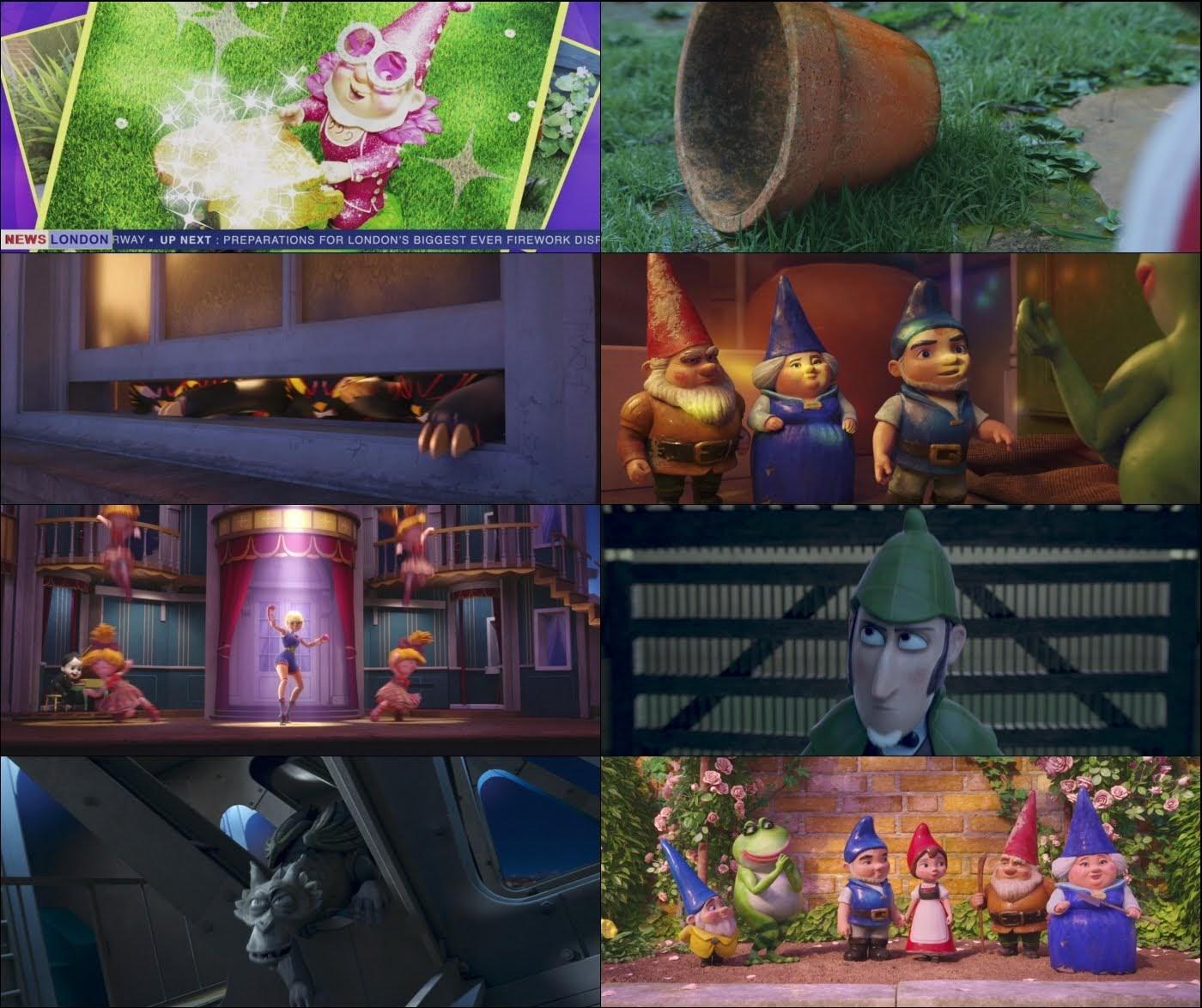 Sherlock Gnomes 1080p Latino