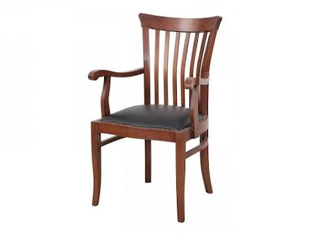 Masif Çıtalı Ahşap Sandalye