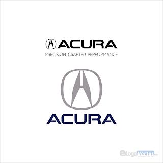 Acura Logo vector (.cdr)