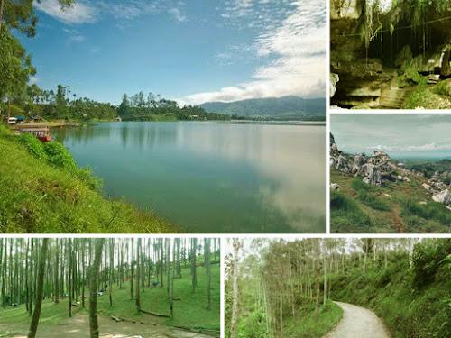 5 wisata tersembunyi di Bandung