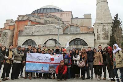 Tour Ke Turki