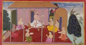 agnisharma life story of ramayan