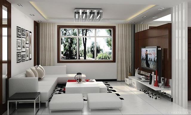 Contoh II: Desain Rumah Minimalis Sederhana | Desain Interior