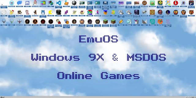 emuos juegos online windows msdos gratis