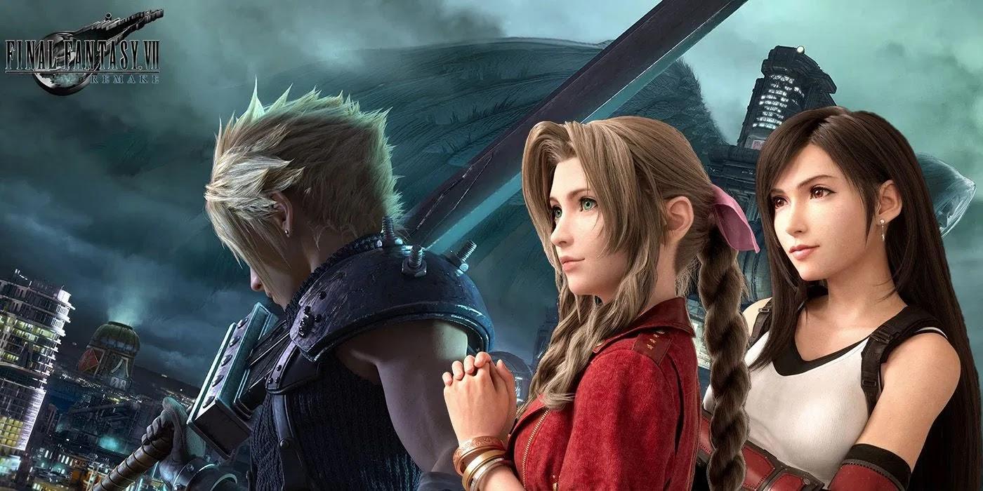 PS Plus Final Fantasy VII Remake