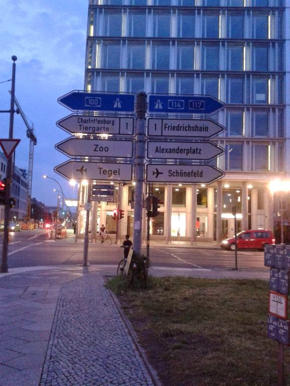 IL BLOG DELL\'ALLIGATORE: A Berlin con Elle