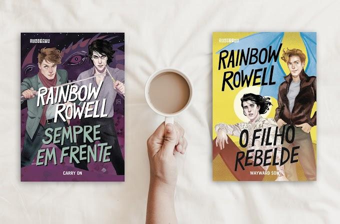 Sempre em Frente & O Filho Rebelde | Rainbow Rowell