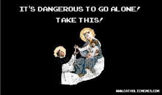 Rosary Zelda Meme