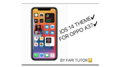 Tema Oppo a37 Tembus Semua Aplikasi