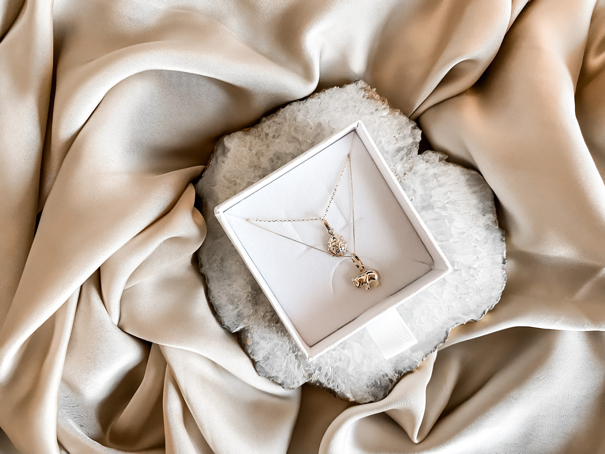 Gold 18K jewelry from Italy Hey Amore