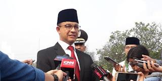 Anggap Jakarta Belum Stabil, Anies Batalkan Kunjungan ke Denmark