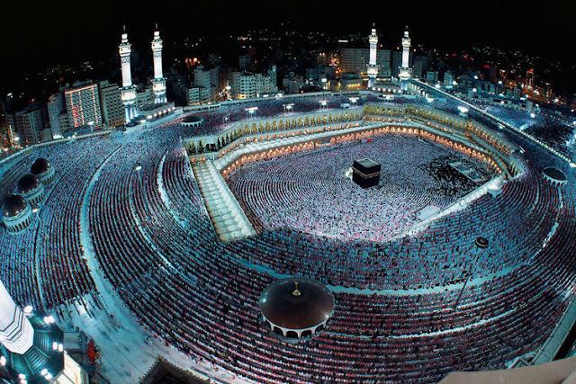 Traveling to Hajj and Umrah