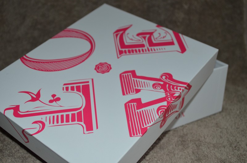 GlossyBox : in Love with Love