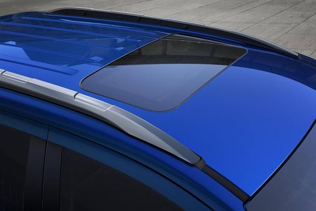 novo Ford EcoSport 2018 - teto solar