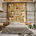 Bedroom, Kitchen, Living interior renderings